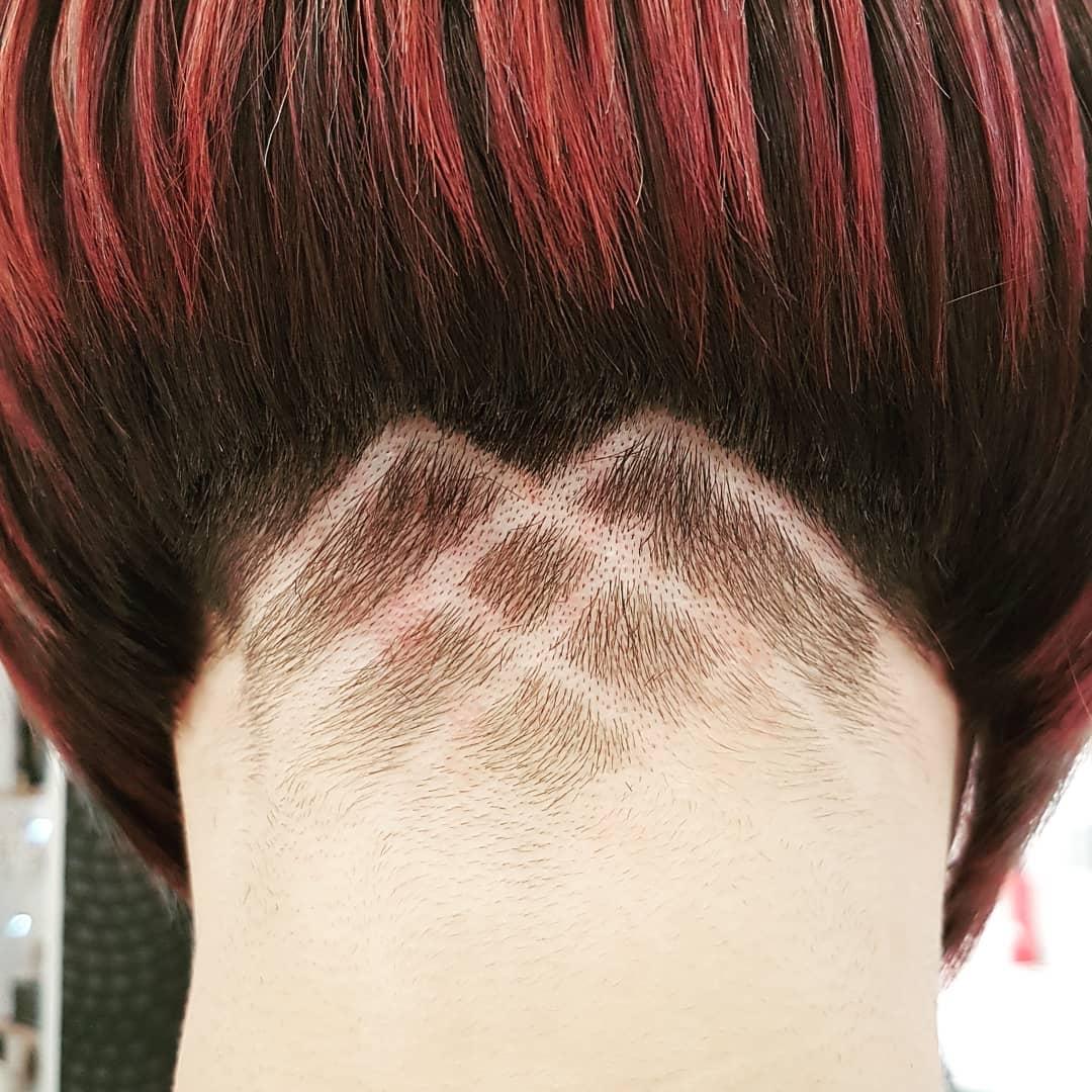 Taglio Hair Tattoo